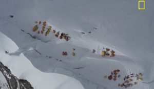 National-Geographic-team-surveyed-Mount-Everest-with-a-drone