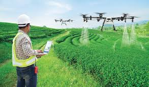 Swarm Farming - Spraying Ops