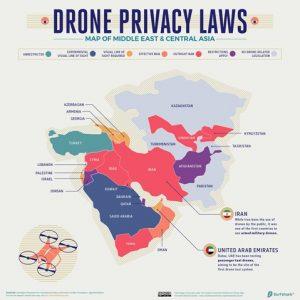ME & CA: Drone Privacy Laws